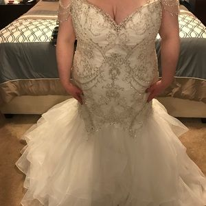 Unused wedding dress
